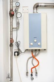 Instalaciones de calentadores de gas