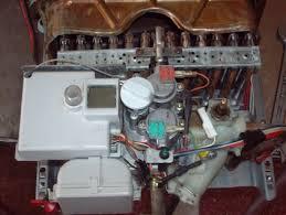 Mantenimiento calentadores de gas