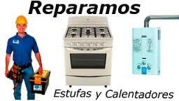 reparacion de estufa