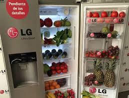 servicio tecnico neveras LG