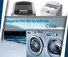 reparacion lavadoras chia