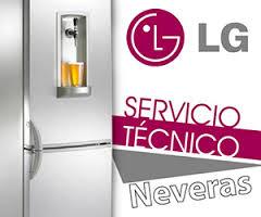 tecnicos LG reparacion de neveras