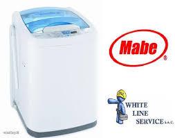 tecnicos de lavadoras mabe