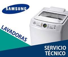 tecnicos de lavadoras samsung
