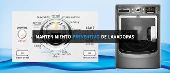 mantenimiento lavadoras bogota