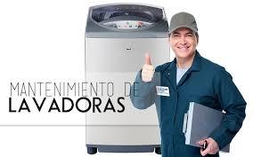 mantenimiento preventivo lavadoras