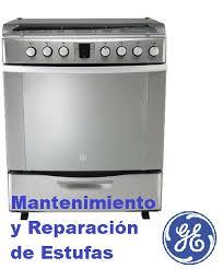 reparacion estufas general electric