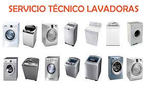 servicio de lavadoras