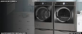 servicio para lavadoras kenmore