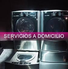 servicio para lavadoras lg
