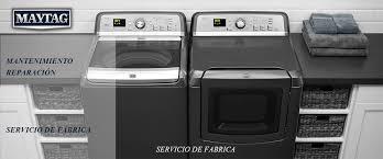 servicio para lavadoras maytag
