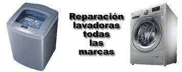 servicio reparacion lavadoras